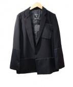 FAD3(ファッドスリ)の古着「テーラードジャケット」|ブラック