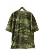 YEEZY season3(イージーシーズン3)の古着「Tシャツ」|グリーン