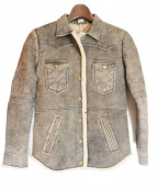 RonHerman(ロンハーマン)の古着「ムートンジャケット」|グレー