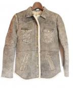 RonHerman(ロンハーマン)の古着「ムートンジャケット」 グレー