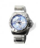 SEIKO(セイコー)の古着「腕時計」|シルバー
