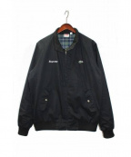 Supreme×LACOSTE(シュプリーム×ラコステ)の古着「ジャケット」|ブラック