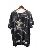 OFF WHITE(オフホワイト)の古着「16SS/カラヴァッジョTシャツ」|グレー