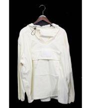 LIAM HODGES(リアムホッジス)の古着「プルオーバーパーカー」 アイボリー