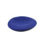 PORTER CLASSIC(ポータークラシック)の古着「ベレー帽」|パープル