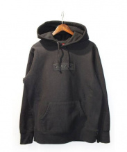 SUPREME(シュプリーム)の古着「Box Logo Hooded Sweatshirt」|ブラック