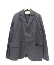 onitsuka Tiger(オニツカタイガー)の古着「テーラードジャケット」 ブラック