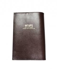WTAPS×PORTER(ダブル タップス×ポーター)の古着「ブックカバー」 ブラウン