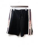 GUCCI(グッチ)の古着「ハーフパンツ」|ブラック