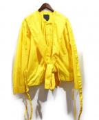 CRAIG GREEN(クレイグ グリーン)の古着「ナイロンジャケット」|イエロー