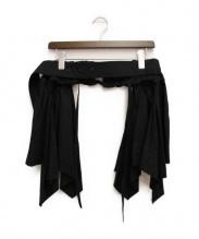Craig Green(クレイグ・グリーン)の古着「ベルトスカート」|ブラック