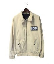 LIAM HODGES(リアムホッジス)の古着「NOISEスウィングトップ」|ベージュ