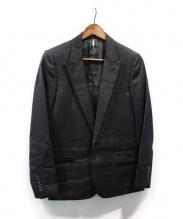 Dior Homme(ディオールオム)の古着「セットアップスーツ」|ブラック