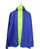 SUPREME(シュプリーム)の古着「18SS taped seam jacket」|ブルー