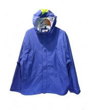 SUPREME(シュプリーム)の古着「18SS taped seam jacket」 ブルー