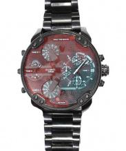 DIESEL(ディーゼル)の古着「腕時計」|ブラック
