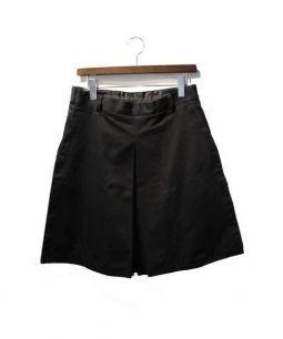 GIVENCHY(ジバンシー)の古着「スカートショーツ」|ブラック