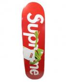 Supreme(シュプリーム)の古着「08SS Kermit Deck」|レッド