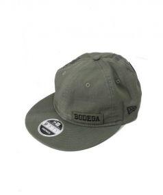 Bodega x NEWERA(ボデガ x ニューエラ)の古着「9FIFTY CAP」|カーキ