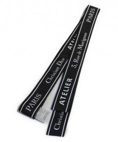 Dior Homme(ディオールオム)の古着「アトリエロゴストール」|ブラック