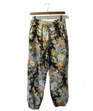 SUPREME(シュプリーム)の古着「14AW flower pants」|マルチカラー