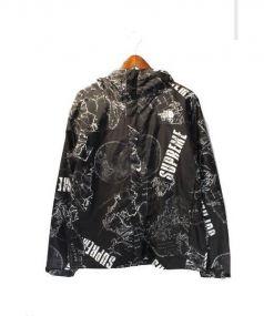 Supreme × THE NORTH FACE(シュプリーム x ノースフェイス)の古着「12SS Venture Jacket」|ブラック