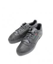 adidas(アディダス)の古着「YEEZY POWERPHASE」|ブラック