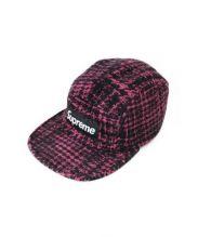SUPREME(シュプリーム)の古着「ウールジェットキャップ」|ピンク