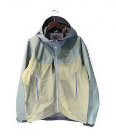 ARCTERYX × BEAMS(アークテリクス × ビームス)の古着「17AW Beta SL Jacket」|カーキ × グレー