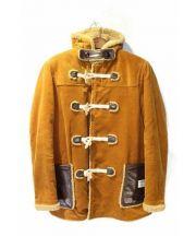 BEDWIN(ベドウィン)の古着「ダッフルコート」|キャメル