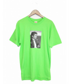 SUPREME(シュプリーム)の古着「17SS Michael Jackson Tee」|グリーン