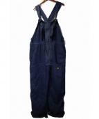 KAPITAL(キャピタル)の古着「10oz 老人と海 オーバーオール」 インディゴ
