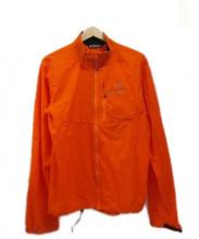 ARCTERYX(アークテリクス)の古着「ナイロンジャケット」|オレンジ