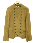Engineered Garments(エンジニアードガーメンツ)の古着「ナポレオンジャケット」|ベージュ