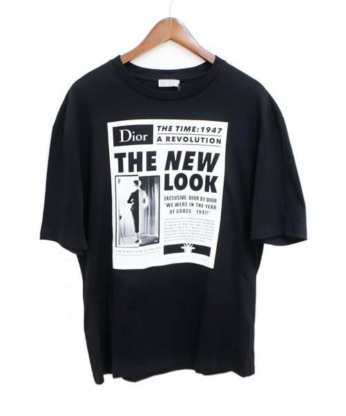 buy popular 49999 1c3d1 [中古]Dior Homme(ディオールオム)のメンズ トップス 18AWプリントTシャツ
