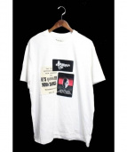 misbhv(ミスビヘイブ)の古着「17AW New Sensation Tshirt」|ホワイト