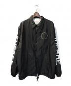 SUB-AGE.(サベージ)の古着「コーチジャケット」|ブラック