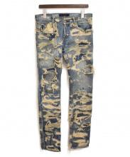 UNDERCOVER(アンダーカバー)の古着「85デニムパンツ」