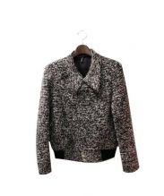 Dior Homme(ディオールオム)の古着「ツイードジャケット」|グレー
