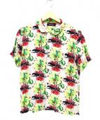 RUDE GALLERY(ルードギャラリ)の古着「アロハシャツ」|グレー