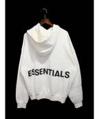 FOG(フィアオブゴッド)の古着「Essential Hoodie」 アイボリー