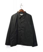 FLAGSTUFF(フラッグスタッフ)の古着「WESTERN COACHJACKET」|ブラック