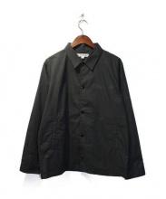 FLAGSTUFF(フラッグスタッフ)の古着「WESTERN COACHJACKET」 ブラック