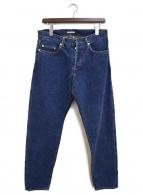 Dior Homme(ディオールオム)の古着「AUTHENTIC16.5 デニムパンツ」|インディゴ