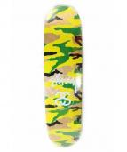 STUSSY(ステューシー)の古着「スケートボードデッキ」|マルチカラー