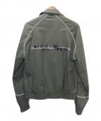 LIAM HODGES(リアムホッジス)の古着「トラックジャケット」|グリーン