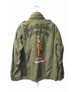 WACKO MARIA(ワコマリア)の古着「M65ジャケット」|カーキ
