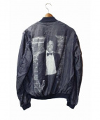 Hysteric Glamour(ヒステリックグラマー)の古着「18SS OFF THE WALL JACKET」|インディゴ