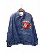 FACETASM(ファセッタズム)の古着「コーチジャケット」|ネイビー