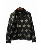 WACKOMARIA(ワコマリア)の古着「スターデッキジャケット」|ブラック